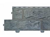 Формованный сайдинг Альта-Форм Вулканический камень