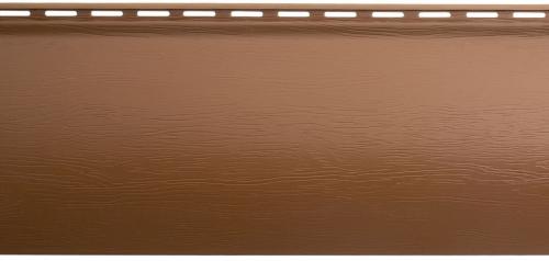 Акриловый сайдинг Альта-Профиль Блокхаус Премиум Однопереломный BH-01 (Дуб светлый), 3,1м