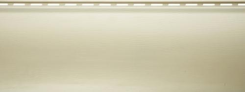 Виниловый сайдинг Альта-Профиль Блокхаус Престиж Однопереломный BH-01 (Бежевый), 3,1м