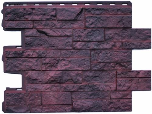 Фасадная панель Альта-Профиль Камень Шотландский (Глазго)