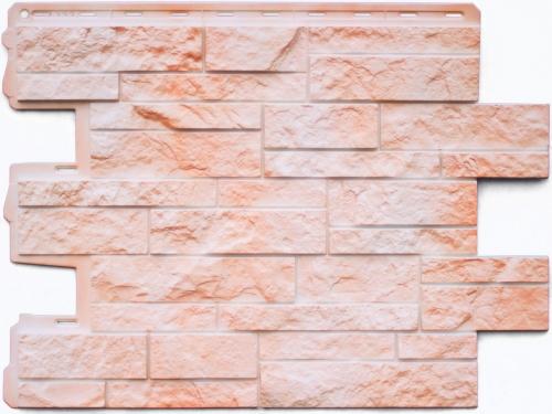 Фасадная панель Альта-Профиль Камень Шотландский (Милтон)