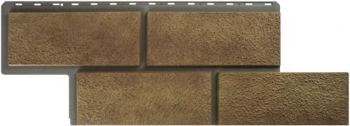 Фасадные панели Альта-Профиль камень Неаполитанский (Бежевый)
