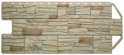 Фасадная панель Альта-Профиль Каньон (Колорадо Комби)