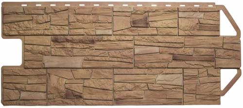 Фасадная панель Альта-Профиль Каньон (Невада Комби)