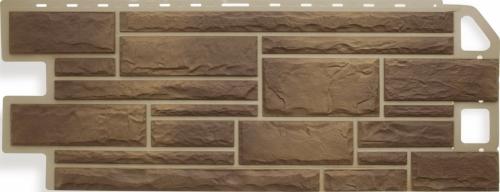 Фасадная панель Альта-Профиль Камень (Сланец)