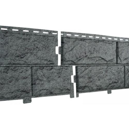 Фасадная панель Ю-Пласт Стоун Хаус Камень (Изумрудный)