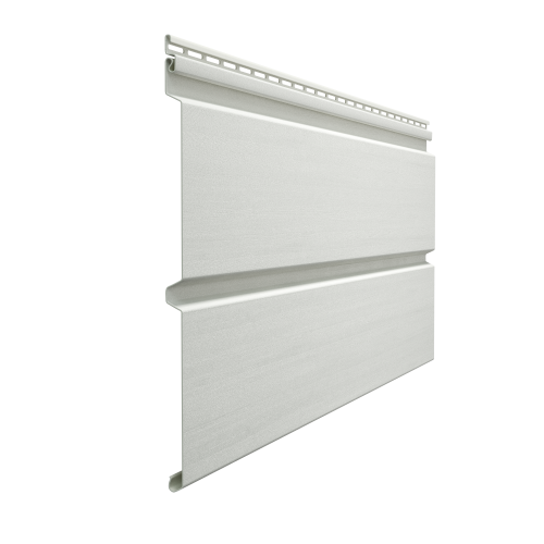 Виниловый сайдинг Docke Premium D6S (Пломбир), 3,6м