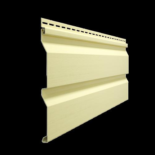 Виниловый сайдинг Docke Standard D4D (Лимон), 3,0м