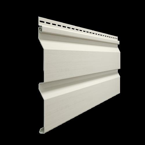 Виниловый сайдинг Docke Standard D4D (Сливки), 3,0м
