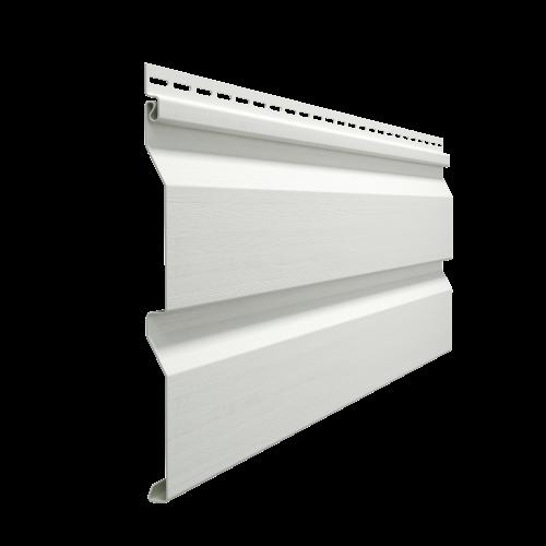 Виниловый сайдинг Docke Standard D4D (Пломбир), 3,0м