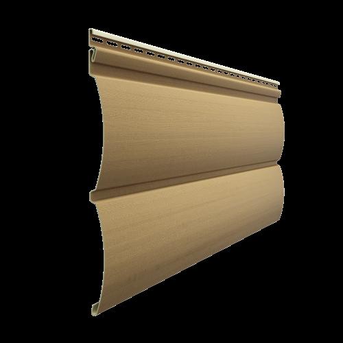 Виниловый сайдинг Docke Premium D4.7T (Карамель), 3,6м