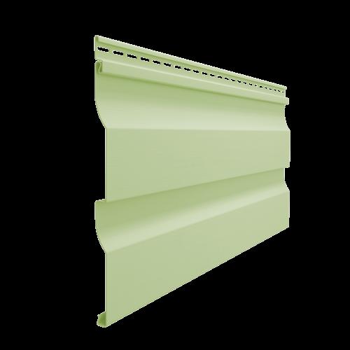 Виниловый сайдинг Docke Premium D4.5D (Киви), 3,6м