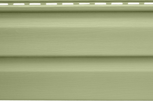 Виниловый сайдинг Альта-Профиль Альта-Классика (Салатовый), 3,66м