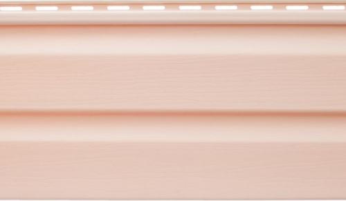 Виниловый сайдинг Альта-Профиль Альта-Классика (Земляничный), 3,66м