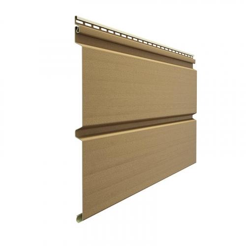 Виниловый сайдинг Docke Premium D6S (Карамель), 3,6м