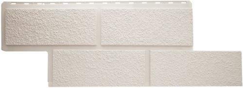 Фасадная панель Альта-Профиль Неаполь (Белый)