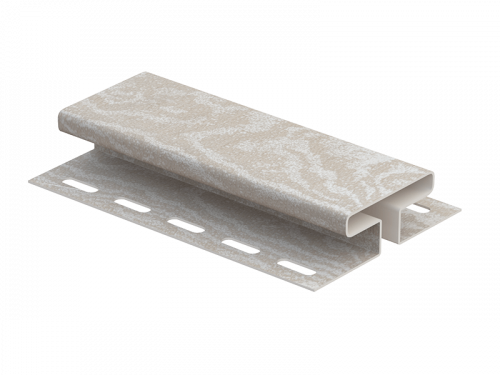 H-планка Ю-Пласт Timberblock Кедр (Полярный), 3м