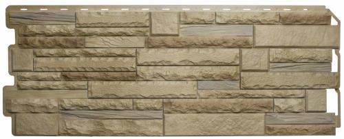 Фасадная панель Альта-Профиль Камень Скалистый (Альпы Комби)
