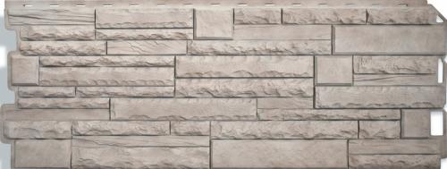 Фасадная панель Альта-Профиль Камень Скалистый (Алтай)