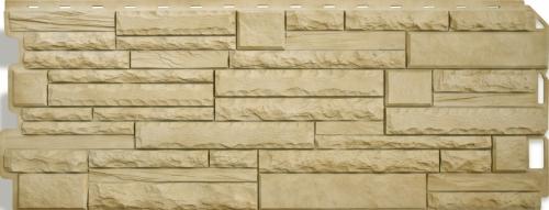 Фасадная панель Альта-Профиль Камень Скалистый (Анды)