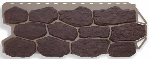 Фасадная панель Альта-Профиль Бутовый камень (Датский)