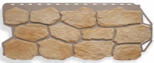 Фасадная панель Альта-Профиль Бутовый камень (Греческий)