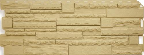 Фасадная панель Альта-Профиль Камень Скалистый  (Кавказ)