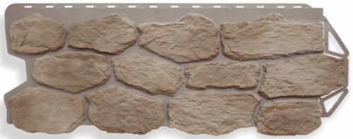 Фасадная панель Альта-Профиль Бутовый камень (Нормандский)