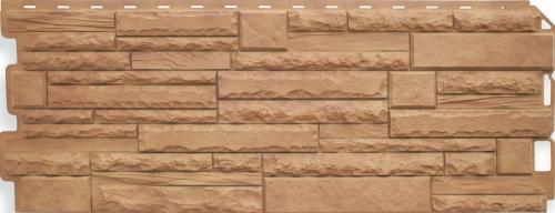 Фасадная панель Альта-Профиль Камень Скалистый (Памир)