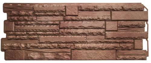 Фасадная панель Альта-Профиль Камень Скалистый (Пиренеи)