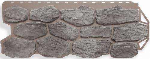 Фасадная панель Альта-Профиль Бутовый камень (Скандинавский)