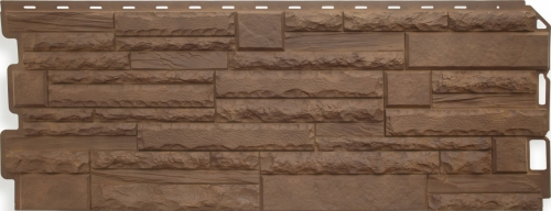 Фасадная панель Альта-Профиль Камень Скалистый (Тибет)