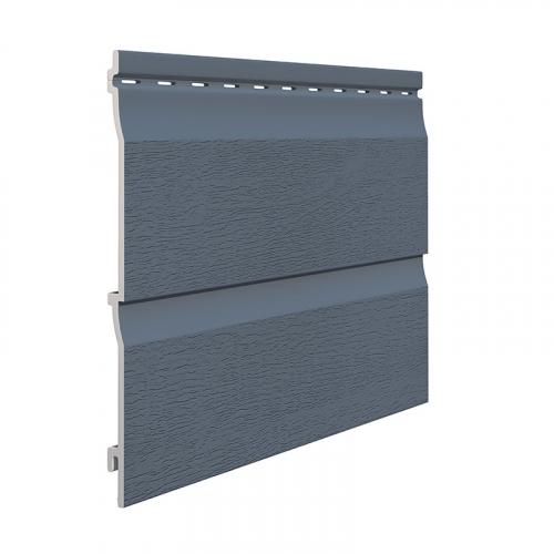 Вспененный сайдинг VOX Kerrafront Retro (Blue), 6м