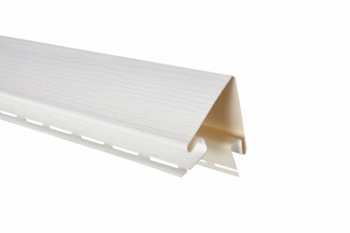 Планка наружный угол Альта-Профиль белая, 3м