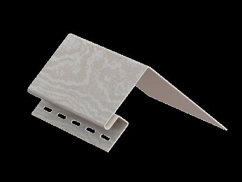 Околооконная планка Ю-Пласт Тимберблок Кедр (Полярный), 3м
