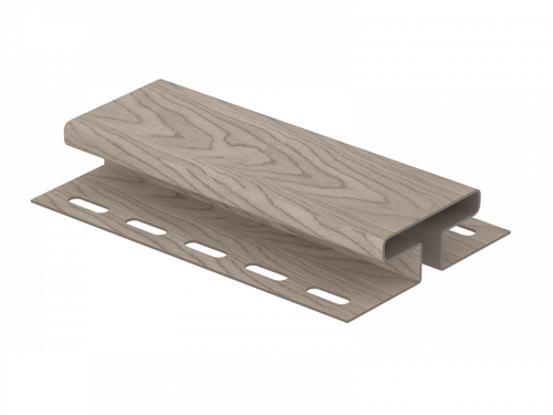 H-планка Ю-Пласт Timberblock Пихта (Сахалинская), 3м