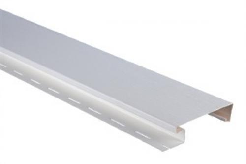 Наличник Широкий Альта-Профиль белый, 3м