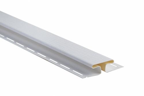 Планка соединительная Альта-Профиль белая, 3м
