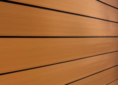 Вспененный сайдинг Альта-Профиль Альта-Борд Стандарт (Светло-коричневый), 3,0м