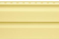 Виниловый сайдинг Альта-Профиль Канада Плюс Престиж (Жёлтый) 3,66м