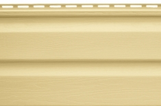 Виниловый сайдинг Альта-Профиль Канада Плюс Престиж (Золотистый) 3,66м