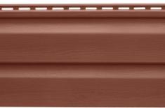 Акриловый сайдинг Альта-Профиль Канада Плюс Престиж (Красный) 3,66м