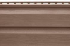 Акриловый сайдинг Альта-Профиль Канада Плюс Премиум (Красно-Коричневый), 3,66м