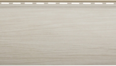 Крашеный  сайдинг Альта-Профиль Блокхаус Люкс Однопереломный BH-01 (Ясень), 3,1м