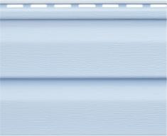 Виниловый сайдинг Альта-Профиль Канада Плюс Престиж (Голубой) 3,66м