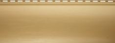 Виниловый сайдинг Альта-Профиль Блокхаус Престиж Однопереломный BH-01 (Золотистый), 3,1м
