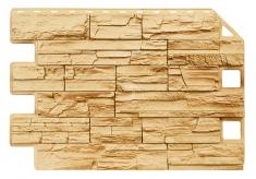 Фасадная панель «ROYAL STONE» Скалистый  камень  Буффало