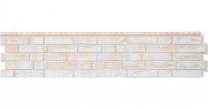 Фасадная панель Grand Line ЯФАСАД Демидовский кирпич (Слоновая кость), 1,49м