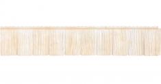 Фасадная панель Grand Line ЯФАСАД Сибирская дранка (Слоновая кость), 1,65м