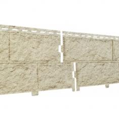 Фасадная панель Ю-Пласт Стоун Хаус Камень (Золотистый)